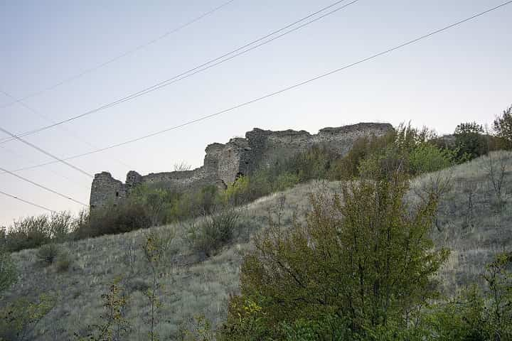 ancient fortress Kurvingrad near Niš, photo of Kurvingrad or Korvingrad, Koprijan, Kurvingrad, Korvingrad