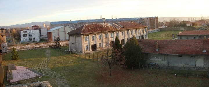 12. February concentration camp, Concentration camp in Niš Serbia, WWII Nazi camp, Must see monuments in city of Niš Serbia