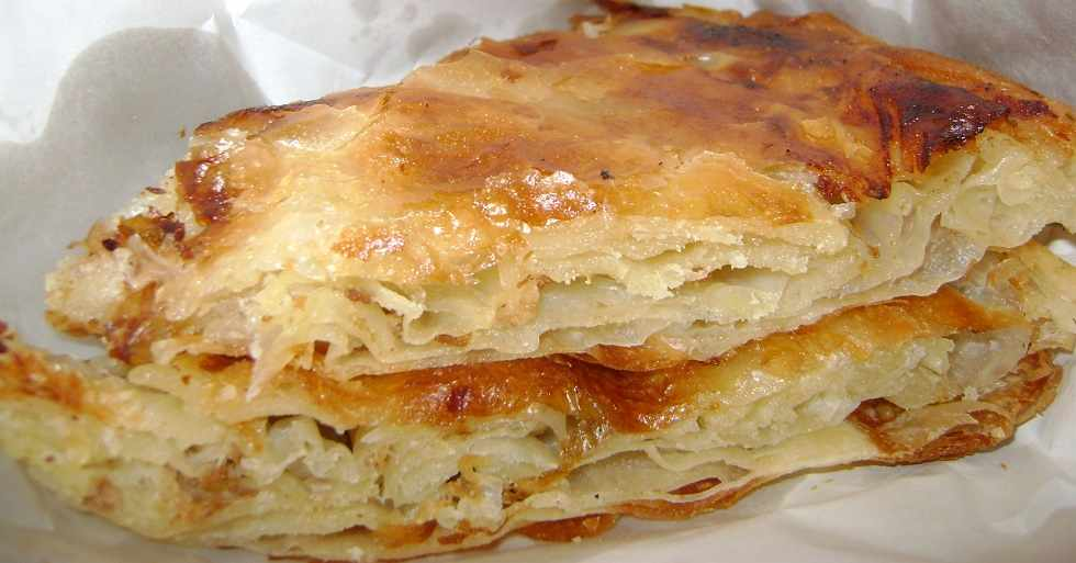 food in nis serbia, burek local speciality, what to eat in nis