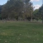 biggest park in Nis Serbia, Cair park, park for cooling of in Nis Serbia