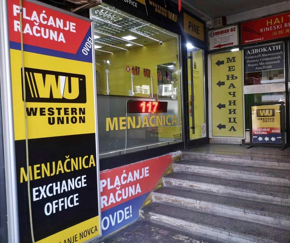 pine money exchange in Nis, where to shange curency, money exchange office recommendation
