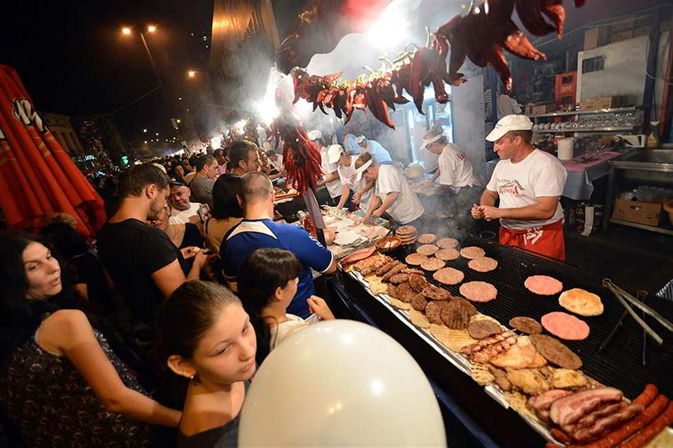 The best grill in Serbia, BBQ festival in Leskovac, Rostijijada festival in Leskovac
