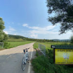 bycicle ride in Serbia, nature in Serbia