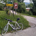 topilo spa sign, cycling ride from Nis to Pirkovac